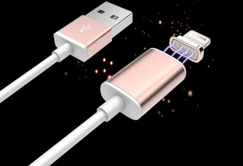 IMagnetic Charger Adapter charging Cable For 8pin iPhone 6 / IPHONE 6 Plus/IPHONE5