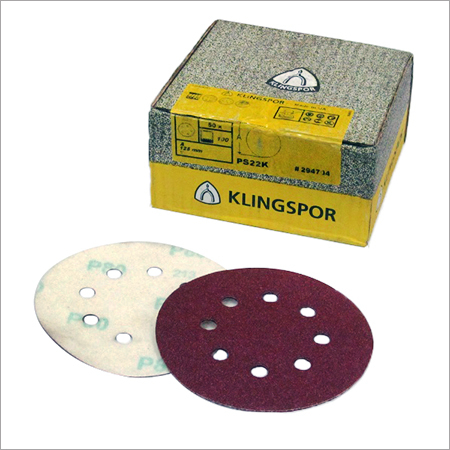 Velcro Disc with Holes