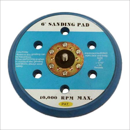 Velcro Backup Pad / Fibre Disc Backing Pad