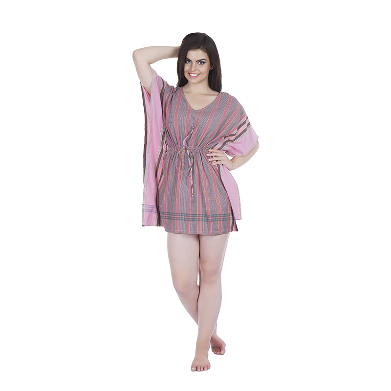 kaftan style 4 (african) in cotton front