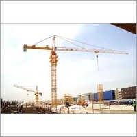 Fixed Tower Cranes On Hire