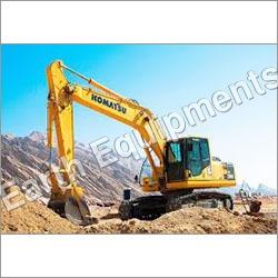 Road Builder Excavator