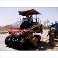 Pneumatic Tyred Roller