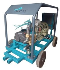 Portable Hydrostatic Test Pump