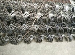 Continuous Cold Rolled Screw Flights