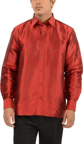 Mens Red Shirts