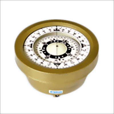 Copper Plastic Compass