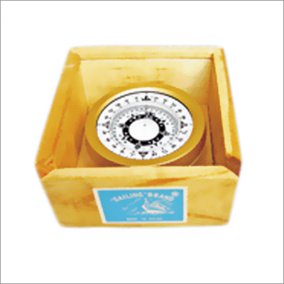 Round Ringless Special Plastic Compass