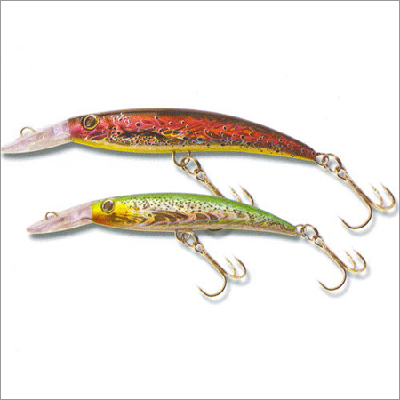 Hard Plastic Lures