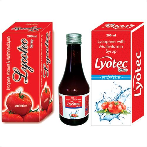 Lyotec Syrup