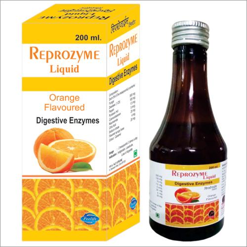 Reprozyme Liquid Orange Flavoured