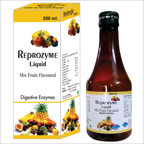 Reprozyme Liquid Mix Fruits Flavoured