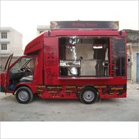 Mobile Food Van