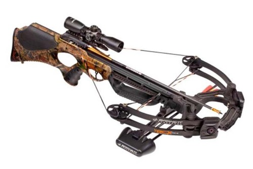BCX Barnett Buck Commander Extreme CRT 365 Compound Crossbow Kit