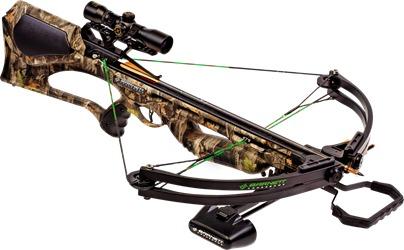 Barnett Quad 400 Compound Crossbow Kit