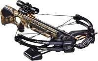 Barnett Ghost 410 Carbon Crossbow With Carbon Arrows
