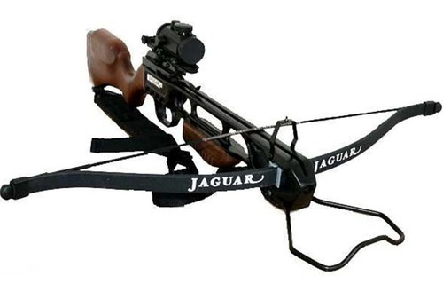 Jaguar Wooden Crossbow Kit
