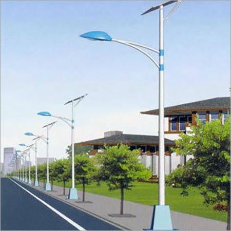 Highway Light Poles