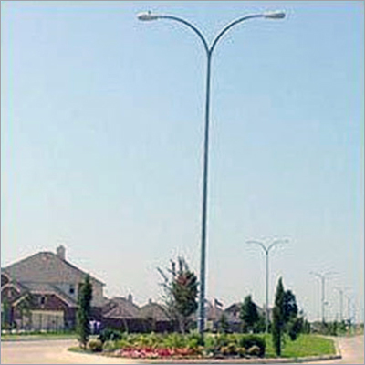 Steel Light Poles