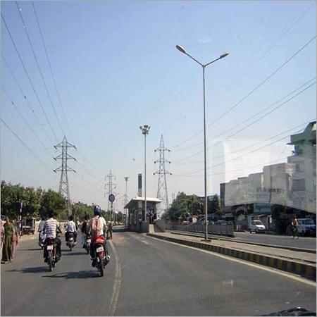 Roadside Poles