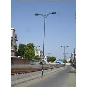 Road Light Steel Poles