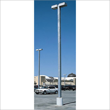 Electric Square Pipe Poles