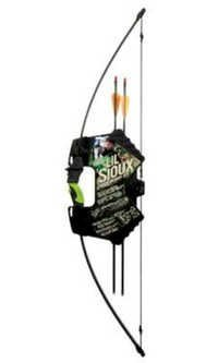 Team Realtree Lil Sioux Recurve Junior Archery Bow Kit