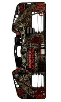 Vortex Hunter Youth Archery Compound Bow 45 - 60 lb