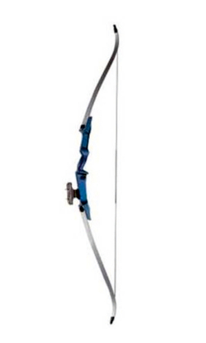 Blue Jazz Recurve Junior Bow (30LB)
