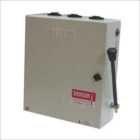Main Switch 63 A X 415 v
