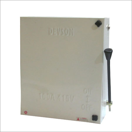 Main Switch 100 A X 415 V