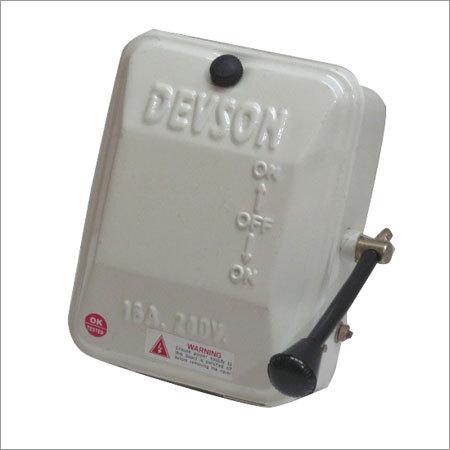 240 V Change Over Switches