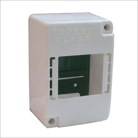 Four Pole PVC MCB Box