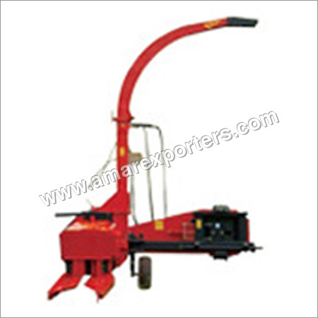 Single Row Maize Chopper