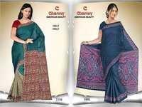 Pure Cotton Sarees Jetpur