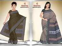 Printed Cotton Saree Wholesaler