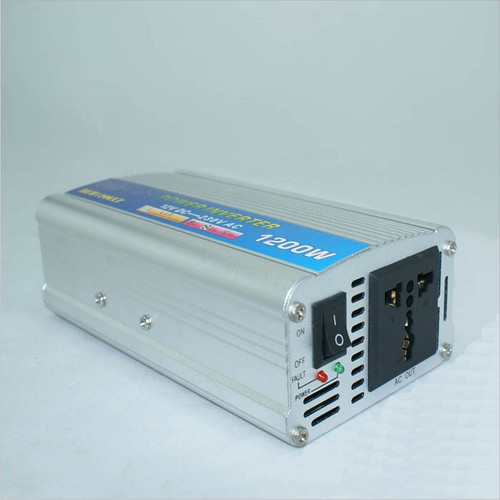 1200W Modified sine wave inverter DC12V to AC220V power converter