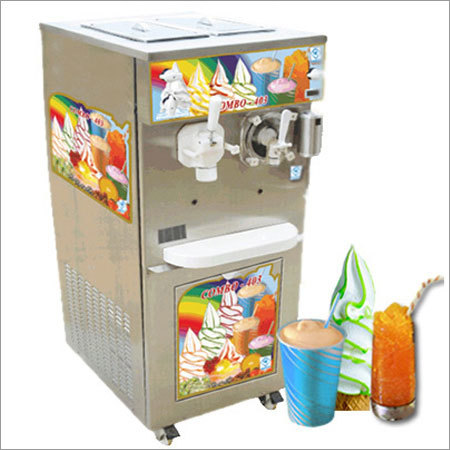 Combo Ripple Softy & Thick Milk Shake Machine