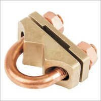 Rod To Tape Clamp U Bolt Double Plate Type
