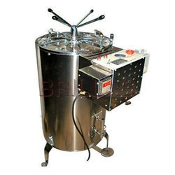 Triple Walled Vertical Autoclaves