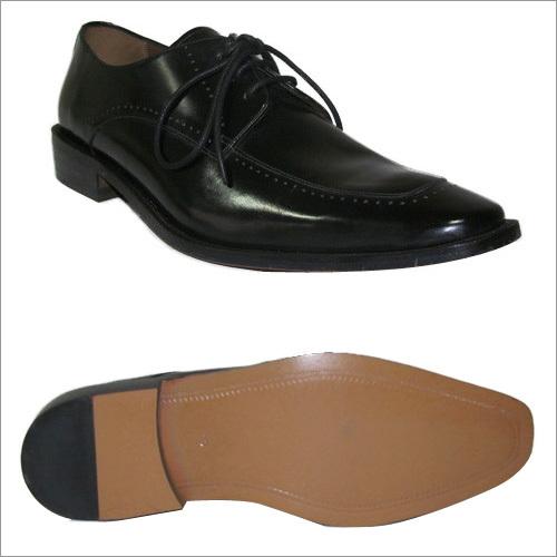 Mens Black Derby Shoes