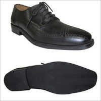 Mens Leather Derby Shoes