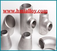 Monel Alloy 400/K500  N04400 Buttweld Fittings.