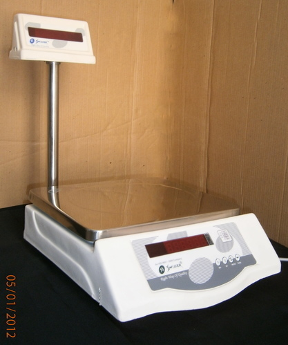 Table Top Weighing Scale Machine