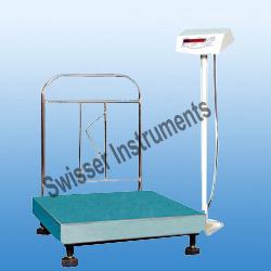Electronic Platform Scale Machine