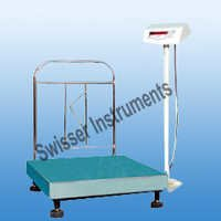 Electronic Platform Scale Machine