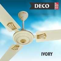 DECO VISTA IVORY Ceiling Fan