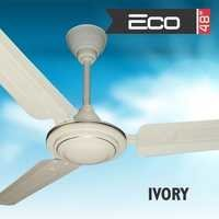 ECO IVORY Ceiling Fan