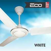 ECO WHITE Ceiling Fan