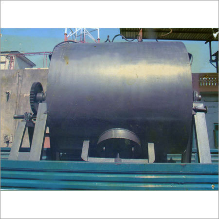 MS Material Ball Mill Mixer Machine